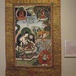 Eastern Tibet 18th Century Tapestry at Snug Harbor gallery