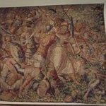 Renaissance Tapestry probably woven in Belgium