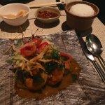 Vietnamese prawn curry