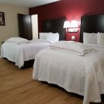 PREMIUM ROOM TWO DOUBLE FULL XL BEDS