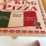 Foto de Famous and Original King of Pizza