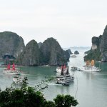 Ha Long Bay, La Vela Cruise (2-day, 1-night)