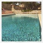 La piscine (non chauffée)