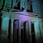 Photo of Petra By Night