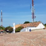 Top of the Hill- Highest point in Cartagena