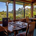 Experience one of New Zealand's finest outlooks in the Riverside Restaurant