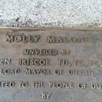 Photo of Molly Malone Statue