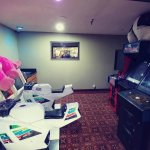 Free Arcade Room.