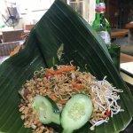 Lunch at 3 Monkeys in Sanur