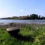 Isolotto sul Loch