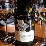 Fabulous wine at Gregs!