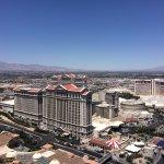 Window View - Paris Las Vegas Photo