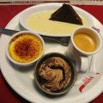 Café Douceur (en dessous de gourmand)
