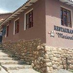 restaurante merienda calle cahuide chinchero a 20 metros del templo de chinchero