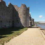 Portchester Castle Photo