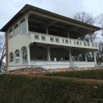 New Grandstand seating is available