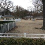 Lots of room for family activities at Hoppegarten Racetrack