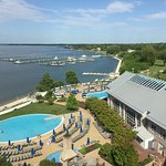 Awesome resort on the Eastern Shore.  Lots of fun activities and an indoor pool