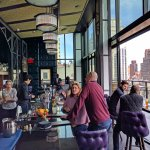 Spyglass rooftop bar.