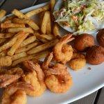Fried Shrimp-Lunch