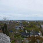 View from Widow walk