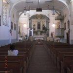 Inside San Felipe de Neri.....