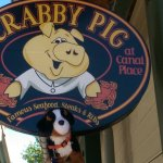 The Crabby Pig Foto