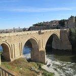 San Martin Bridge Foto
