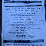 New menus !