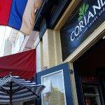 Coriander on Cary.