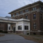 Old Hospital Naval Station Newport
