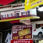 Foto di Brocato's Sandwich Shop