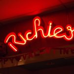 Richie's Real American Diner, Victorville CA.