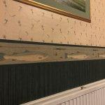 Papel de parede da sala de estar