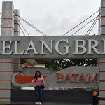 This a barelang bridge