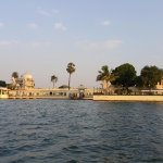 Jagmandir - view from lake pichola