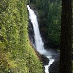 Wallace Falls, middle view