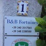 Foto di B&B Fortuines