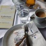 Topfenstrudel, Cafe und Eis