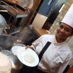 Sumathy ,chef in the Idli factory