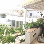 Nice terrace with bar