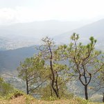 View from Kasar Devi Temple.