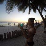 Sunset + Drinks