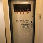 "Each door individually tailored to an austrian ""winzer"""