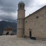 Side of the church facing away from Perast