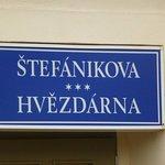 Fotografie: Štefánikova hvězdárna