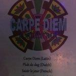 Photo of Carpe Diem