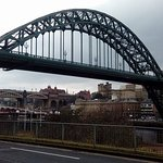 Foto de Premier Inn Newcastle City Centre (Millennium Bridge) Hotel