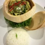 The Silver Restaurant serves tasty Khmer dishes.