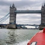 Amazing views and speedy thrills on Thames Rockets